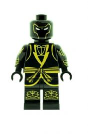 Ronin As Known As Echo (May Lopez) - Custom Designed Minifigure